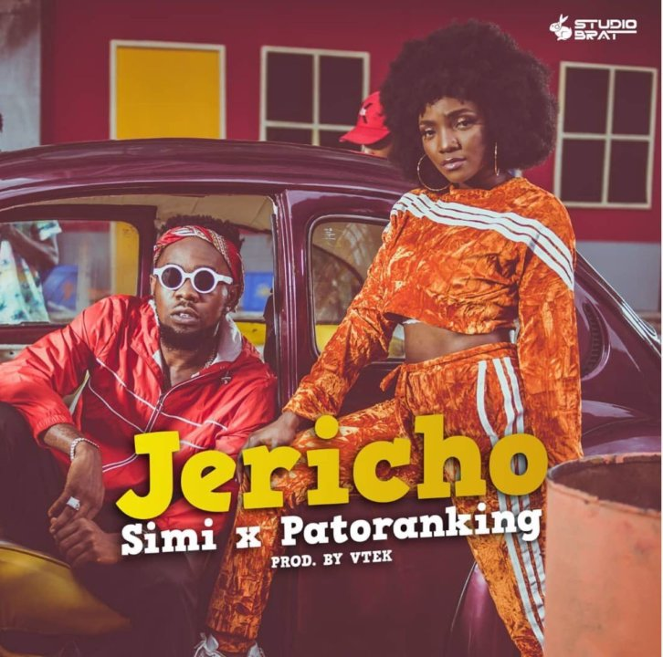 VIDEO: Simi ft. Patoranking - Jericho