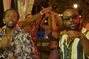VIDEO: DJ Bright ft. Iyanya - Luv 2 Party