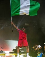 Wizkid shuts down The Ends Festival