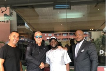 DMW's Banko Becomes The Head of Sony Music, West Africa