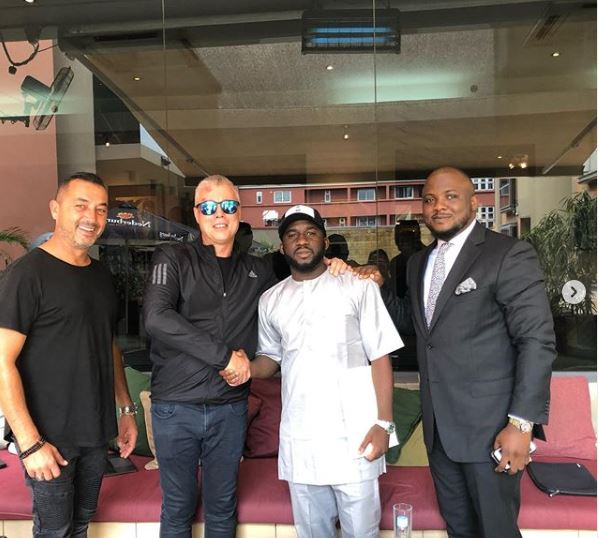 Sir Banko for Sony Music West Africa