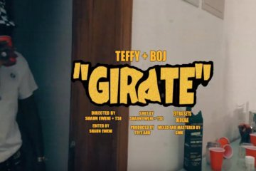 VIDEO: Teffy x BOJ - Girate