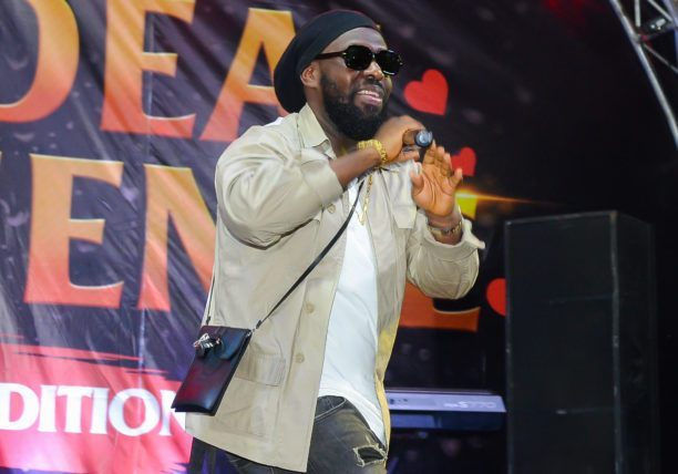 Timaya at the Industry Nite
