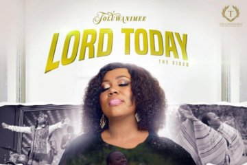 VIDEO: Toluwanimee – Lord Today