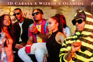 VIDEO: ID Cabasa x Olamide x Wizkid - Totori