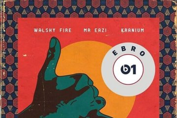 Walshy Fire - Call Me ft. Mr Eazi & Kranium