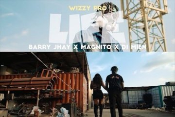 VIDEO: WizzyPro - Life ft. Barry Jhay, Magnito & Di Mien
