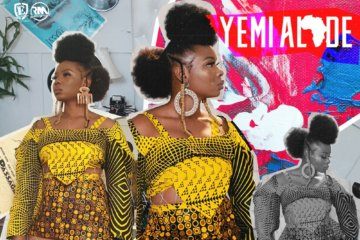 Yemi Alade – Bounce (prod. Egar Boi)