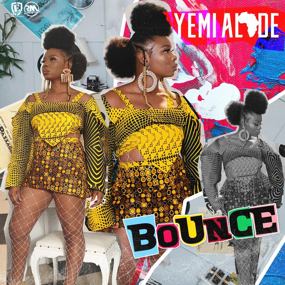 Yemi Alade - Bounce (prod. Egar Boi)