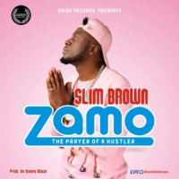 Slim Brown - Zamo (Prod. Danny Blaze)