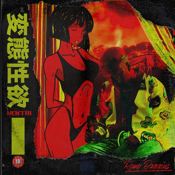 "Remy Baggins Releases 4th Project; ""Hentai"" 
