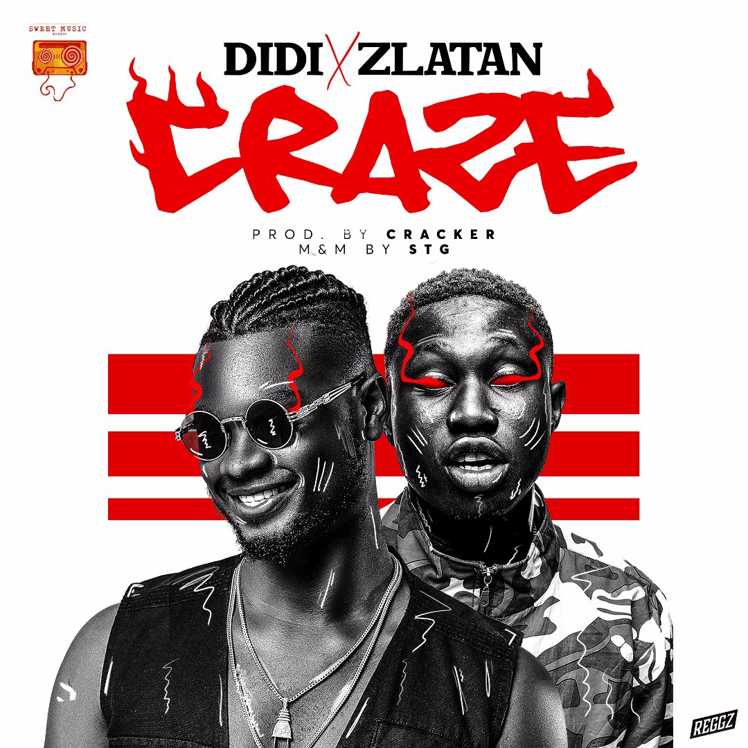 DIDI ft. Zlatan – Crase (prod. Cracker)