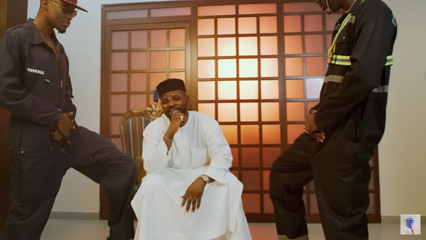 VIDEO: E.L ft. Joey B & Falz – Ehua