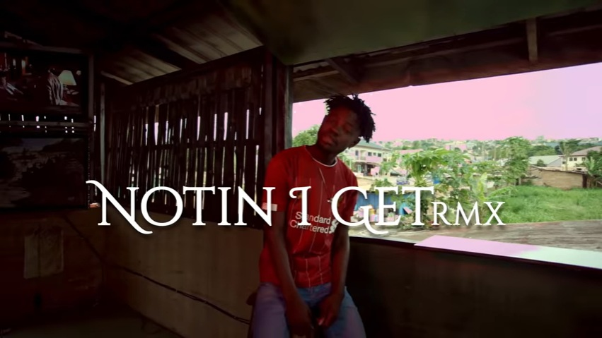 VIDEO: Fameye ft. Kuami Eugene, Article Wan & Medikal - Nothing I Get (Remix)