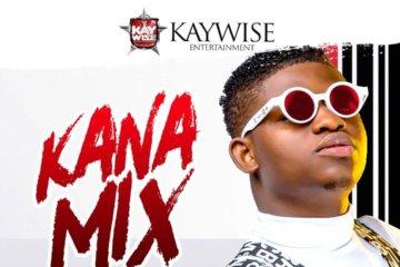 DJ Kaywise - Kana Special Mix