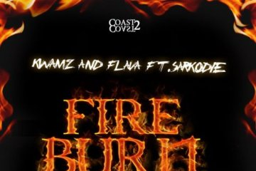 Kwamz & Flava ft. Sarkodie – Fire Burn