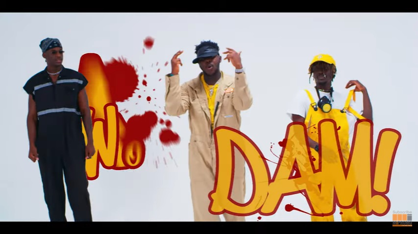 VIDEO: Medikal ft. Joey B & Kofi Mole - Drip