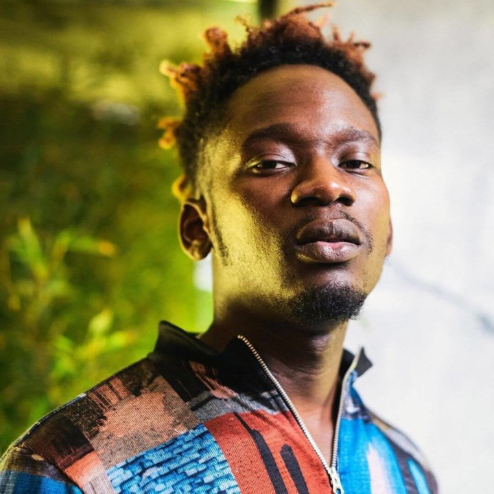 Mr Eazi Stolen laptop