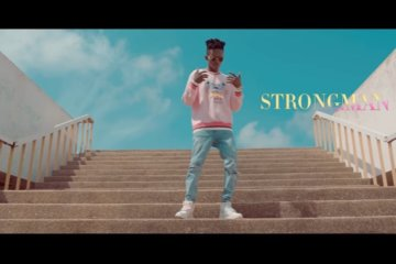VIDEO: Strongman ft. Kelvynboy – Crazy For You