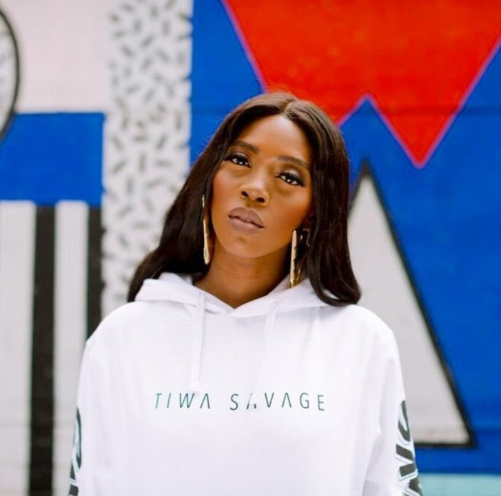 Tiwa Savage performs 49-99