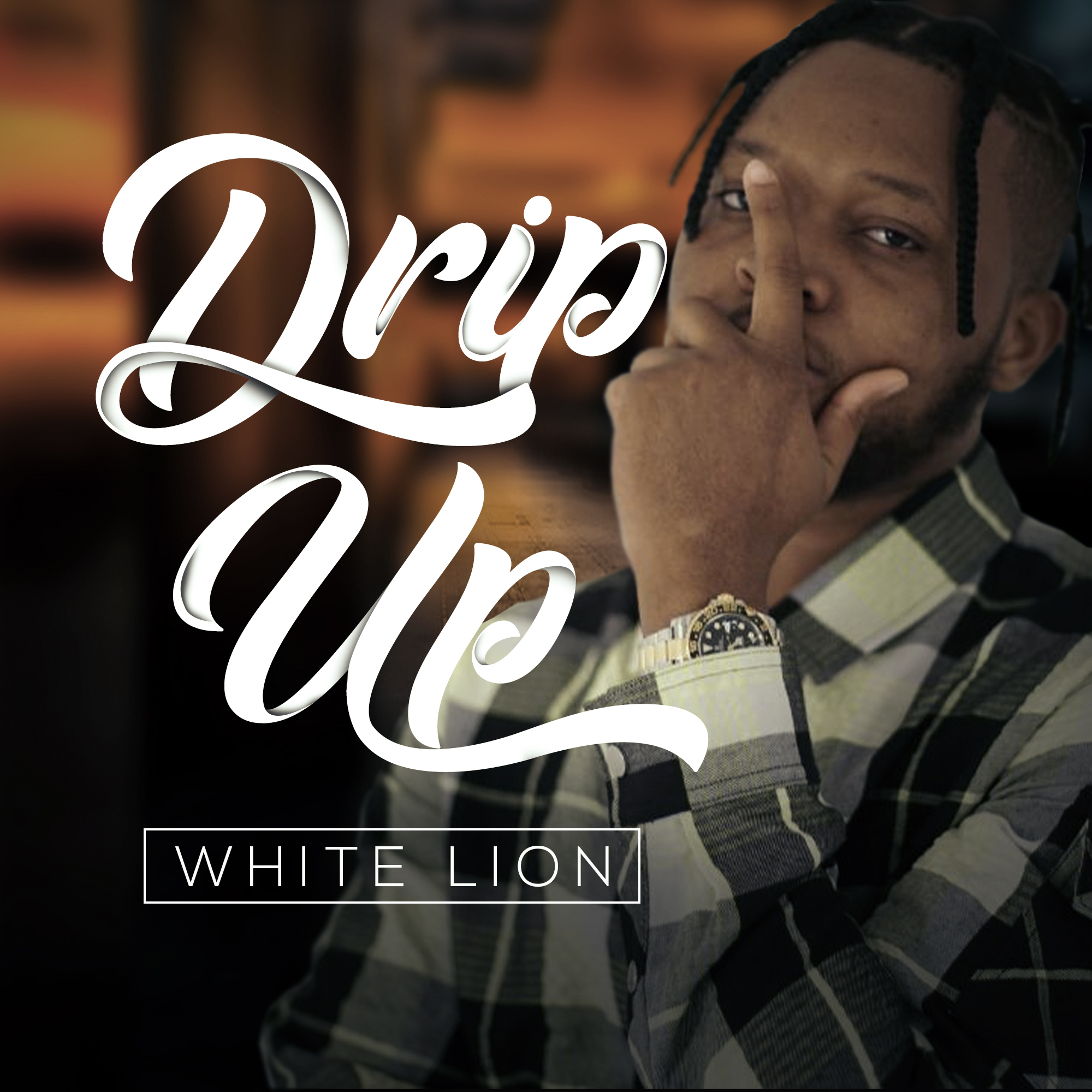 WHITE LION – DRIP UP