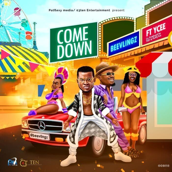 Beevlingz – Come Down ft. Ycee