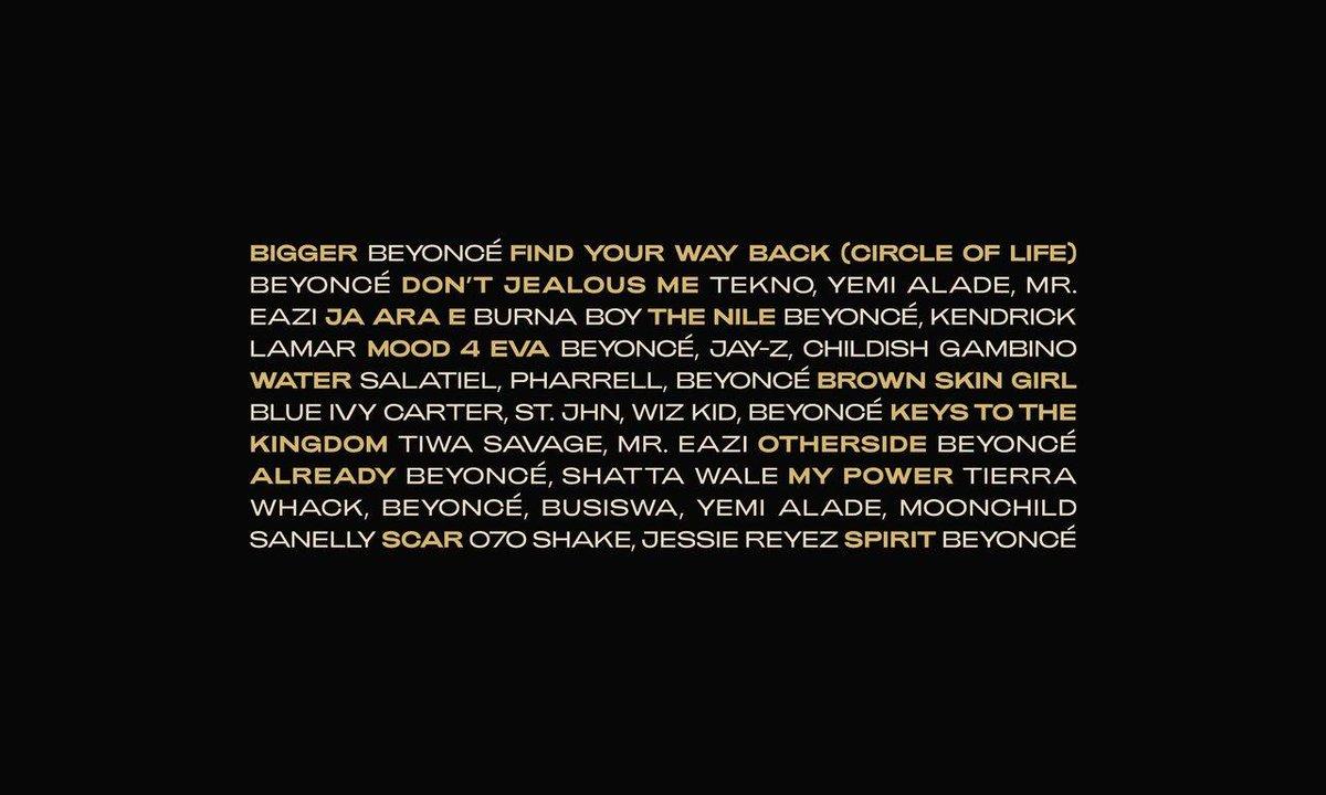 The Lion King album