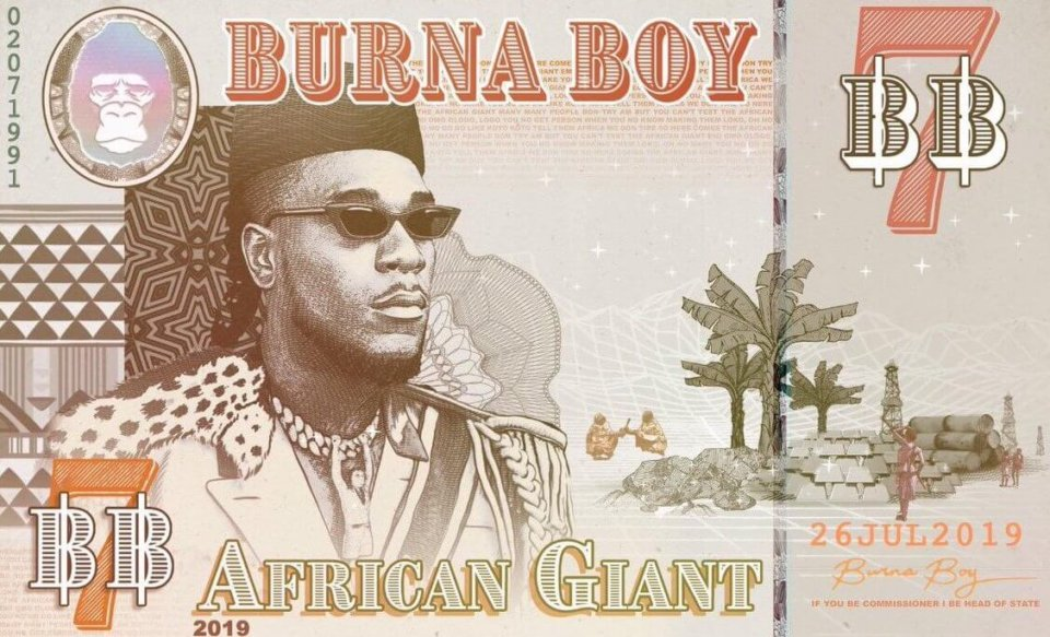 Image result for BURNA BOY ALBUM
