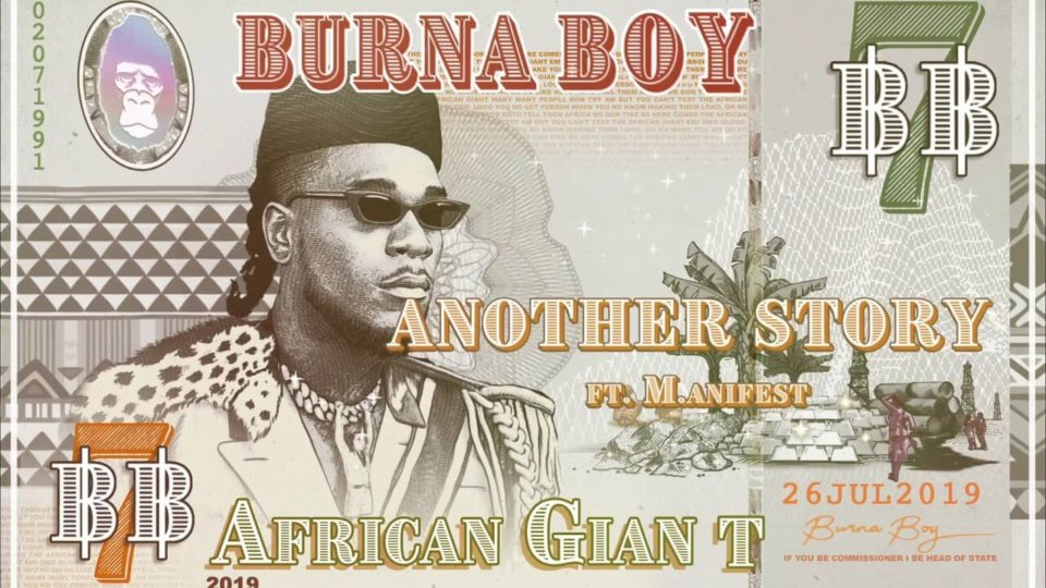 Burna Boy - Another Story ft. M.anifest