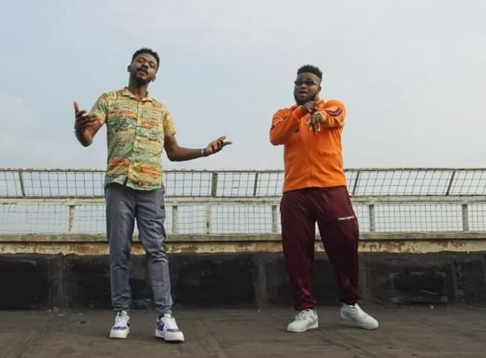 VIDEO: Chinko Ekun - Calling ft. Johnny Drille
