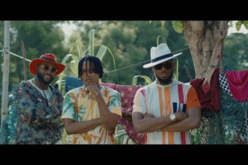 VIDEO: DJ Neptune - Ojoro ft. D'Banj & Flash