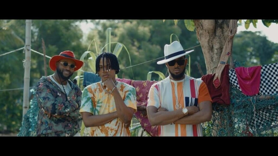 VIDEO: DJ Neptune - Ojoro ft. D'Banj & Flash