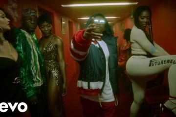 VIDEO: DJ Spinall X Wizkid X Tiwa Savage - Dis Love