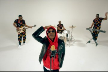 VIDEO: DJ Tunez - Gbese ft. Wizkid & Blaqjerzee
