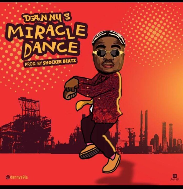 Danny S - Miracle Dance