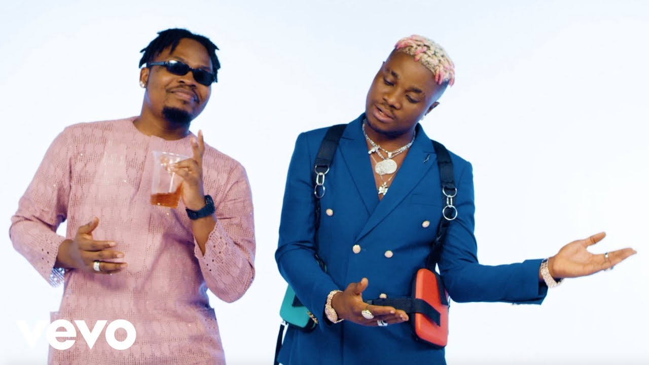 VIDEO: Danny S ft. Olamide - Waka Jeje