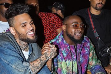 Davido & Chris Brown Set To Drop Another Song!??