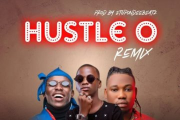 Destiny Boy - Hustle O (Remix) ft. Small Doctor & Qdot