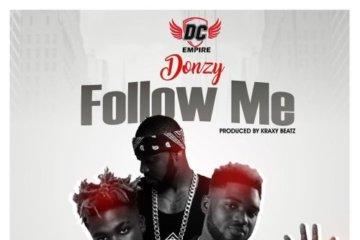 Donzy ft. Yaa Pono & Quamina MP – Follow Me