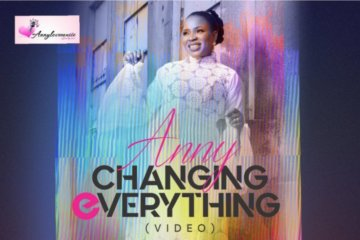 VIDEO: Anny - Changing Everything