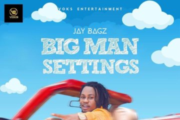 Jay Bagz – Big Man Settings (Prod. CiqSound)