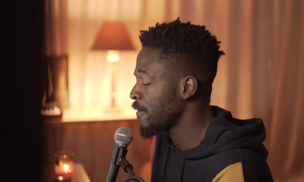 Johnny Drille - Brown Skin Girl (Cover)
