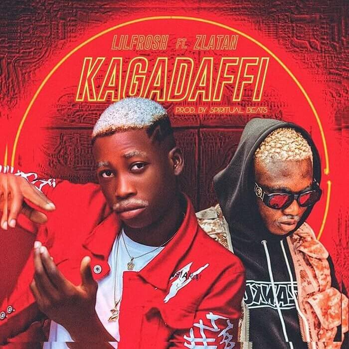 Lil Frosh - KaGadaffi ft. Zlatan