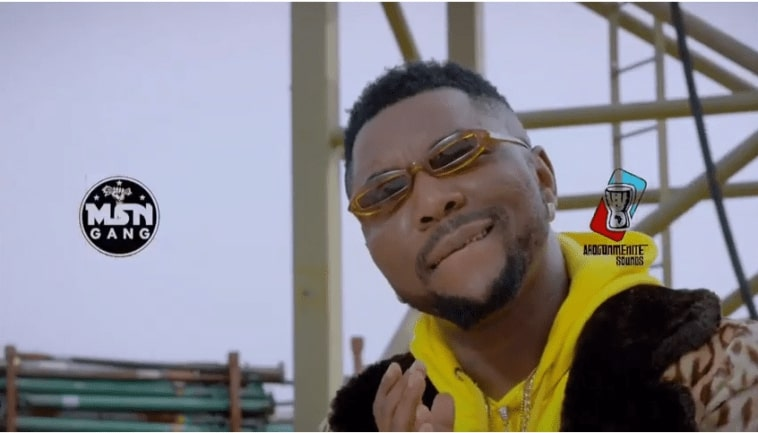 VIDEO: Oritse Femi - Cha Kam