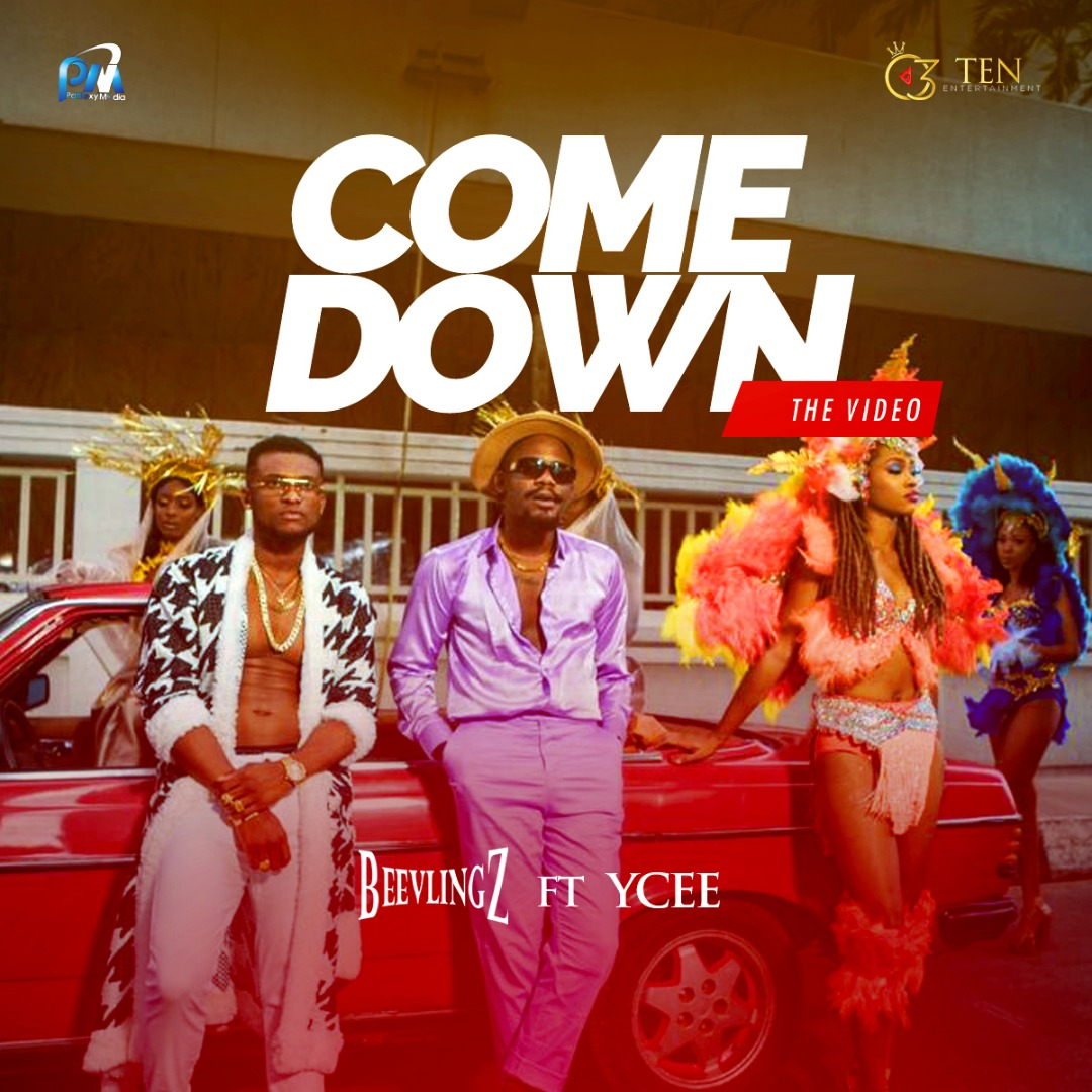 VIDEO: BeevLingz – Come Down ft. Ycee
