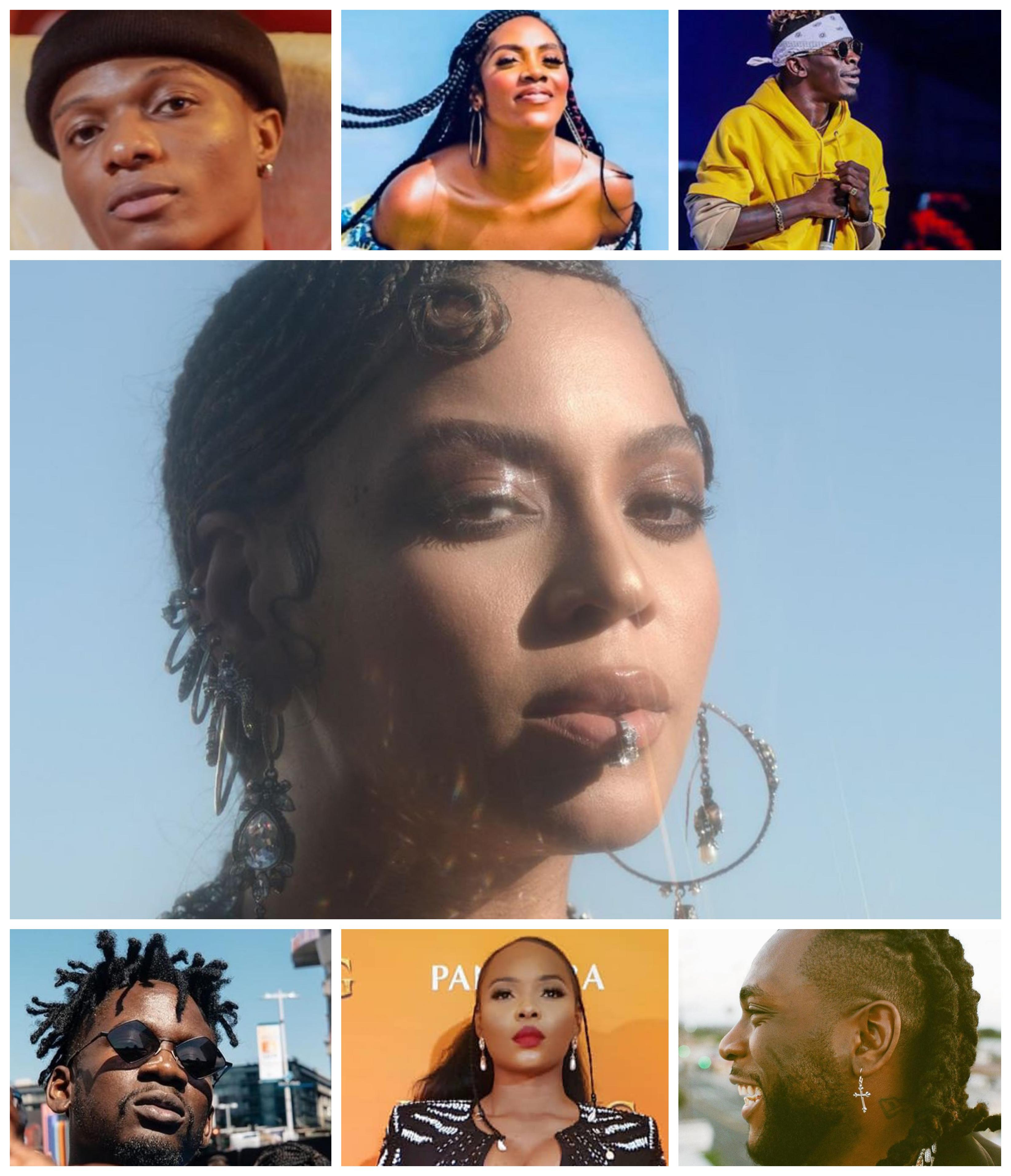 Beyonce Lion King The Gift