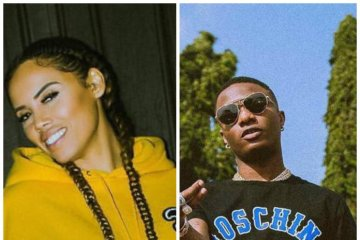Jada Pollock Dumps Wizkid Due To  Physical Assault