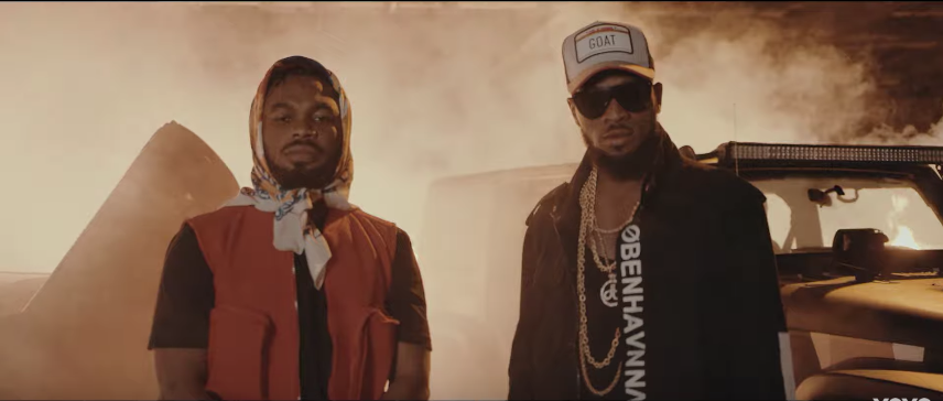 VIDEO: D'Banj - Mo Cover Eh ft. Slimcase