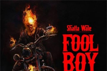 Shatta Wale - Fool Boy (Prod. Da Maker)