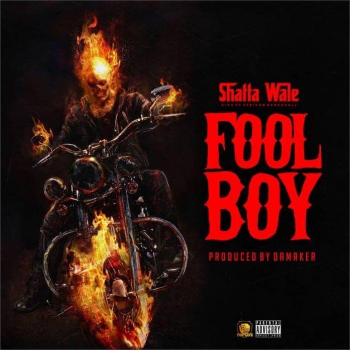 Shatta Wale - Fool Boy (Prod. Da Maker)